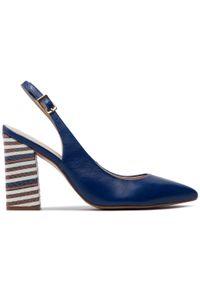 Niebieskie sandały Loretta Vitale