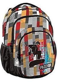Paso Plecak młodzieżowy (18-2706KS PASO). Styl: młodzieżowy