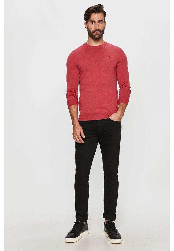 Czarne jeansy Polo Ralph Lauren