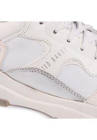 Białe buty sportowe Ted Baker