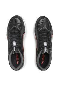 Czarne buty do biegania Puma