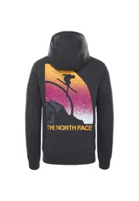 Szara bluza The North Face
