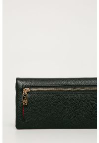 Czarny portfel Nobo