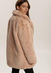 Różowa kurtka zimowa Renee