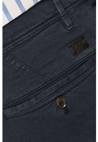 Niebieskie spodnie JOOP! gładkie