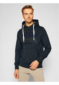 Pepe Jeans Bluza Neville PM581620 Czarny Regular Fit. Kolor: czarny