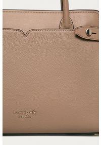Kate Spade - Torebka. Kolor: beżowy. Rodzaj torebki: na ramię #4