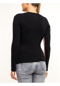 Czarny sweter klasyczny Superdry