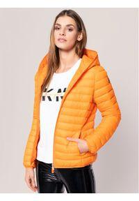 Pomarańczowa kurtka Save The Duck