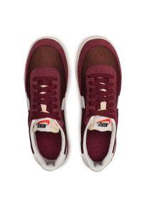 Fioletowe buty do tenisa Nike