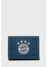 Niebieski portfel adidas Performance