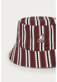 Wielokolorowy kapelusz Kangol