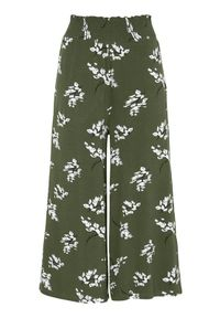 Zielone spodnie Cellbes