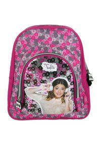 Różowy plecak Derform