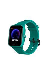 Smartwatch AMAZFIT - Bip U Pro A2008 Green. Rodzaj zegarka: smartwatch. Kolor: zielony