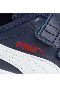 Niebieskie półbuty Puma