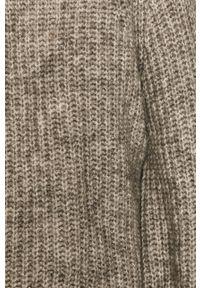 medicine - Medicine - Sweter Herbaria. Kolor: szary. Materiał: dzianina. Długość rękawa: długi rękaw. Długość: długie