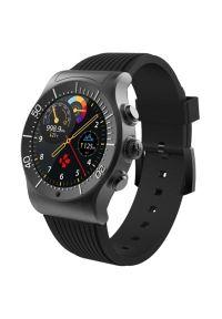 Czarny zegarek MYKRONOZ sportowy, smartwatch