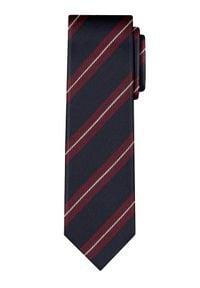 Vistula Krawat Packer XY0562 Granatowy. Kolor: niebieski