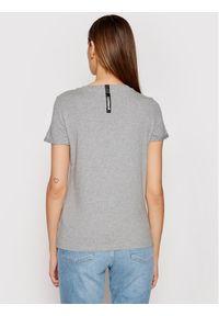 Guess T-Shirt Leona W1RI71 I3Z00 Szary Regular Fit. Kolor: szary