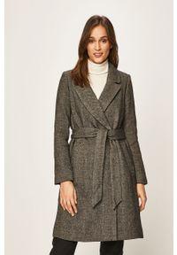 Wielokolorowy płaszcz TALLY WEIJL klasyczny, bez kaptura, na co dzień