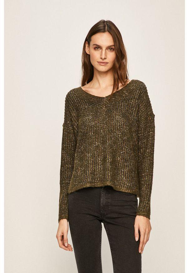 Zielony sweter only