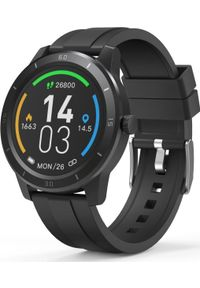 hama - Smartwatch Hama 6900 Czarny (001786070000). Rodzaj zegarka: smartwatch. Kolor: czarny
