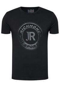 Czarny t-shirt John Richmond #5