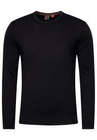 Musto Sweter Portofino 82052 Czarny Regular Fit. Kolor: czarny #3