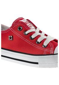 Big-Star - Trampki BIG STAR FF374201 603 Czerwony. Kolor: czerwony #7