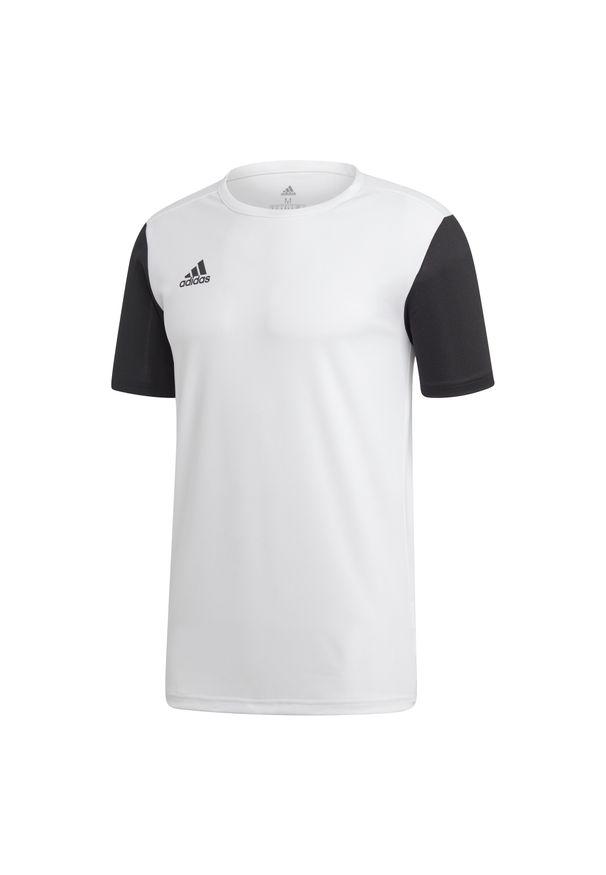 Adidas - Koszulka adidas Estro Jr DP3234. Materiał: materiał. Technologia: ClimaLite (Adidas). Sport: fitness, piłka nożna