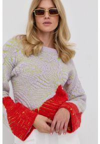 Beatrice B - Sweter wełniany. Materiał: wełna