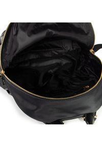 Czarny plecak Lauren Ralph Lauren