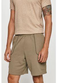 Zielone szorty adidas Originals casualowe, na co dzień #3