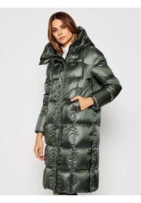 Zielona kurtka puchowa Blauer