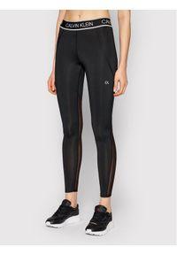 Czarne legginsy Calvin Klein Performance