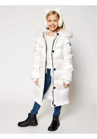 Guess Sweter J0BR01 Z2PM0 Biały Regular Fit. Kolor: biały #3