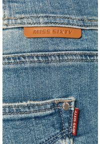 Niebieskie jeansy Miss Sixty klasyczne