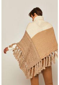Kremowy sweter medicine