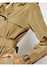 Lauren Ralph Lauren Prochowiec 2Tone Taffeta 297811042002 Brązowy Regular Fit. Kolor: brązowy