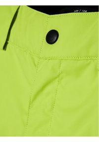 Zielone spodnie sportowe Reima