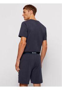 BOSS - Boss Szorty piżamowe Idenity 50449829 Granatowy Regular Fit. Kolor: niebieski #4