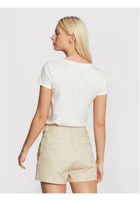 Morgan T-Shirt 211-DITALIE Biały Regular Fit. Kolor: biały #3