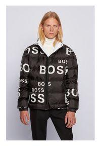 Czarna kurtka puchowa BOSS #7