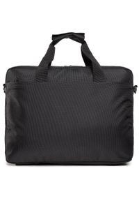 Lanetti - Torba na laptopa LANETTI - BMM-S-040-10-05 Black. Kolor: czarny. Materiał: materiał