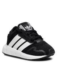 Adidas - adidas Buty Swift Run X I FY2184 Czarny. Kolor: czarny. Sport: bieganie