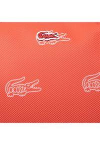 Lacoste Torebka NF3517CX Czerwony. Kolor: czerwony