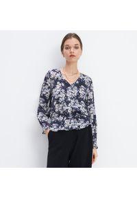 Mohito - Koszula w kwiaty Eco Aware - Wielobarwny. Wzór: kwiaty