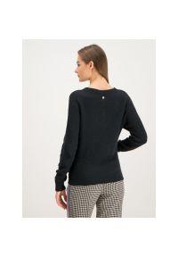Czarny sweter My Twin