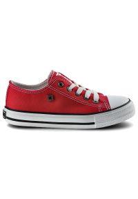 Big-Star - Trampki BIG STAR FF374201 603 Czerwony. Kolor: czerwony #8